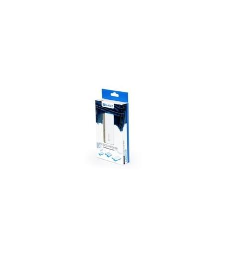 Powerbank 2Hix Pb2250 4400Mah ComLed 1xUsb Branco/Azul