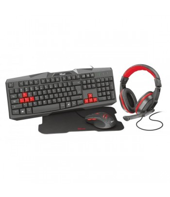 Trust ZIVA 4-in-1 Gaming...