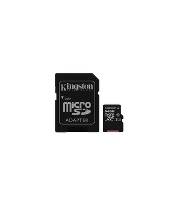 Micro SDXC 64GB Canvas...