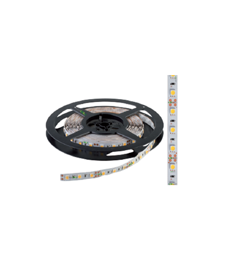 FITA LED SMD5050 60LEDs/M 14.4W/MT IP20 WW